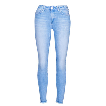 material Women slim jeans Only ONLBLUSH Blue / Clear