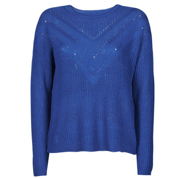material Women jumpers Only ONLTRIXIE Blue