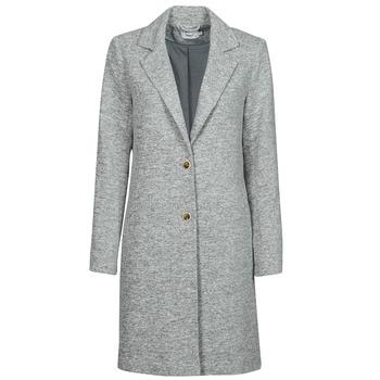 material Women coats Only ONLCARRIE Grey