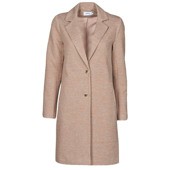 material Women coats Only ONLCARRIE Pink