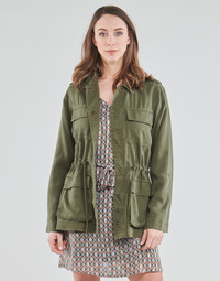 material Women Jackets / Blazers Only ONLKENYA Kaki