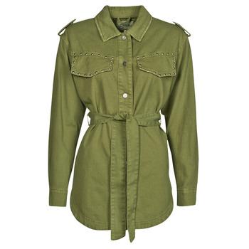 material Women Jackets / Blazers Only ONLNORA Kaki