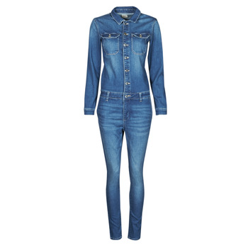 material Women Jumpsuits / Dungarees Only ONLCALLI Blue / Medium