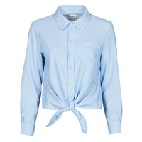 material Women Shirts Only ONLLECEY Blue