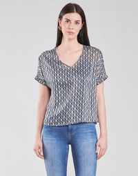 material Women Blouses Only ONLMADDI Marine