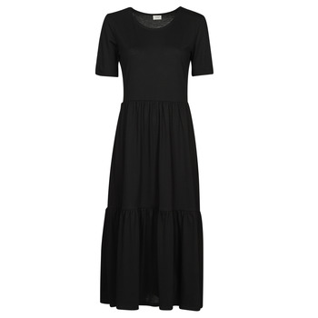 material Women Long Dresses JDY JDYDALILA FROSTY Black