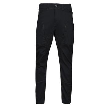 material Men Cargo trousers G-Star Raw ZIP PKT 3D SKINNY CARGO Black
