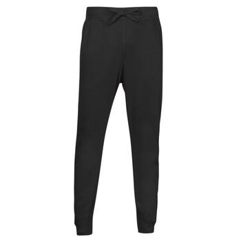 material Men Tracksuit bottoms G-Star Raw PREMIUM BASIC TYPE C SWEAT PANT Black
