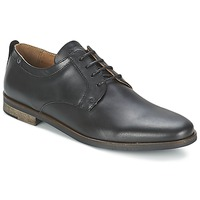 Shoes Men Derby shoes Schmoove DIRTYDANDY STATION Black