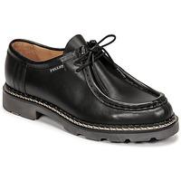 Shoes Men Derby shoes Christian Pellet Macho Black