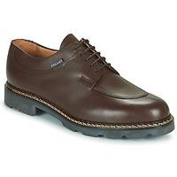 Shoes Men Derby shoes & Brogue shoes Christian Pellet Montario Brown