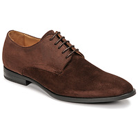 Shoes Boy Low top trainers Christian Pellet Alibi Brown
