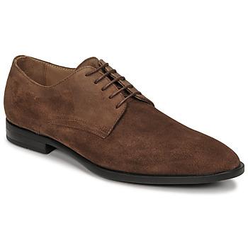 Shoes Boy Derby shoes & Brogue shoes Christian Pellet Alibi Beige