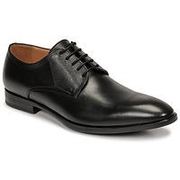 Shoes Men Derby shoes & Brogue shoes Christian Pellet Alibi Black