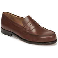 Shoes Men Loafers Christian Pellet Colbert Brown