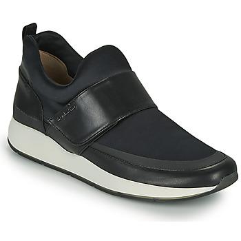 Shoes Women Low top trainers JB Martin GADEN Black