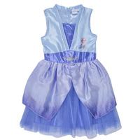 material Girl Short Dresses TEAM HEROES  FROZEN DRESS Blue