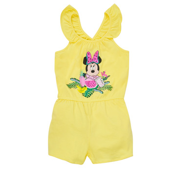 material Girl Jumpsuits / Dungarees TEAM HEROES  MINNIE JUMPSUIT Yellow