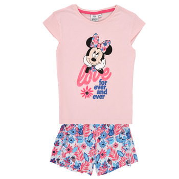 material Girl Sets & Outfits TEAM HEROES  MINNIE SET Pink