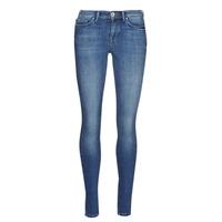 material Women slim jeans Only ONLSHAPE Blue / Medium