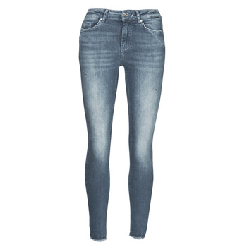 material Women slim jeans Only ONLBLUSH Blue / Grey
