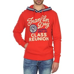 material Men sweaters Franklin & Marshall GOSFORD Red