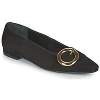 Shoes Women Ballerinas JB Martin SAVOIR Black