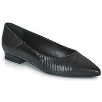 Shoes Women Ballerinas JB Martin TENDRE Black