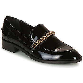 Shoes Women Loafers JB Martin ANGELIQUE Black