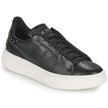 Shoes Women Low top trainers JB Martin FIERE Black