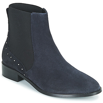 Shoes Women Mid boots JB Martin ANGE Blue