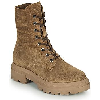 Shoes Women Mid boots JB Martin ORIGINAL Beige