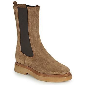 Shoes Women Mid boots JB Martin ORDONNEE Beige