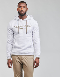 material Men sweaters Teddy Smith SICLASS HOODY Grey / Clear