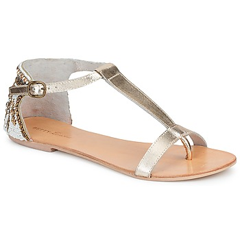 Shoes Women Sandals Betty London MICHOUNE GOLD