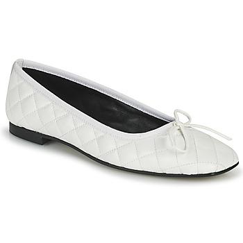 Shoes Women Ballerinas JB Martin PASSION White