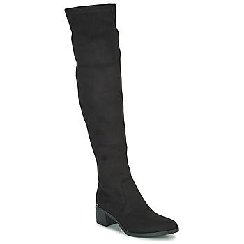Shoes Women Boots JB Martin JEUNE Black