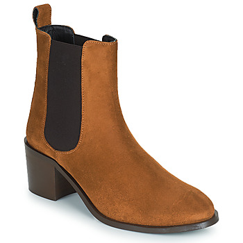 Shoes Women Mid boots JB Martin ADELE Brown