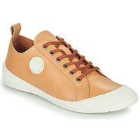 Shoes Women Low top trainers Pataugas ROCK F2G Camel