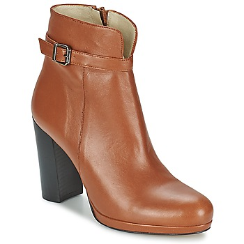 Shoes Women Ankle boots Betty London GRAZI CAMEL