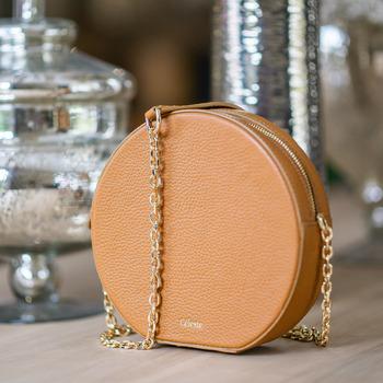 Bags Women Shoulder bags Céleste OLIVIA Camel