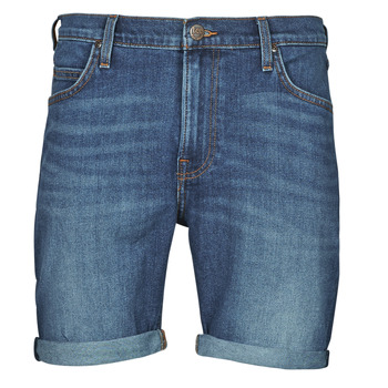 material Men Shorts / Bermudas Lee RIDER SHORT Blue