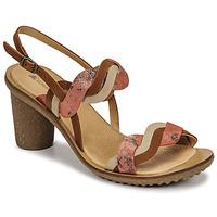 Shoes Women Court shoes El Naturalista FANTASY Brown