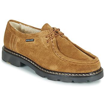 Shoes Men Derby shoes Pellet Macho Brown