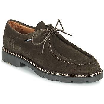 Shoes Men Derby shoes Pellet Macho Grey