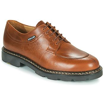 Shoes Men Derby shoes Pellet Montario Brown