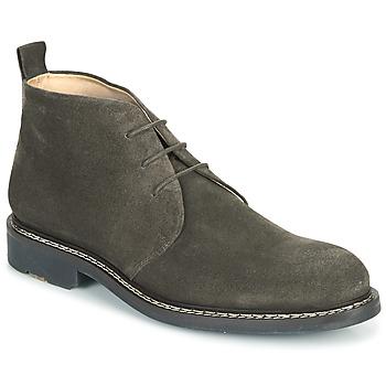 Shoes Men Derby shoes Pellet MIRAGE Grey