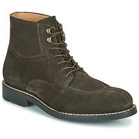 Shoes Men Mid boots Pellet ROLAND Grey