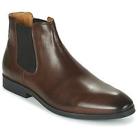 Shoes Men Mid boots Pellet BILL Brown