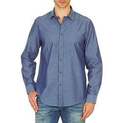 material Men long-sleeved shirts Ben Sherman BEMA00490 Blue